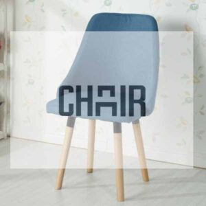 Thomas Fancy Interior Chair (Without Armrest) Pakistan