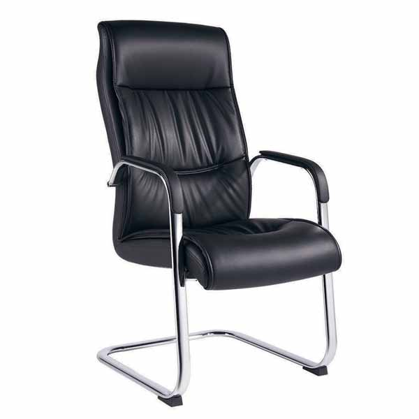 Reuben Leather Visitor Chair