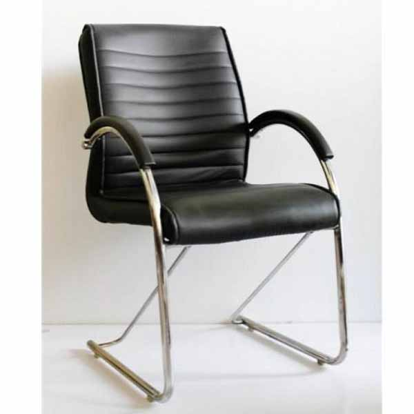 Resto Black Visitor Chair Pakistan