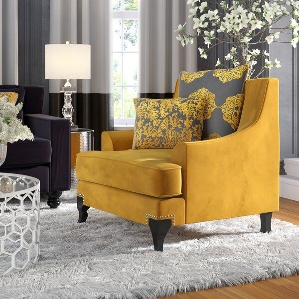 Grayson Fancy Sofa Chair