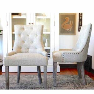 Oliver Tufted Dining Chair