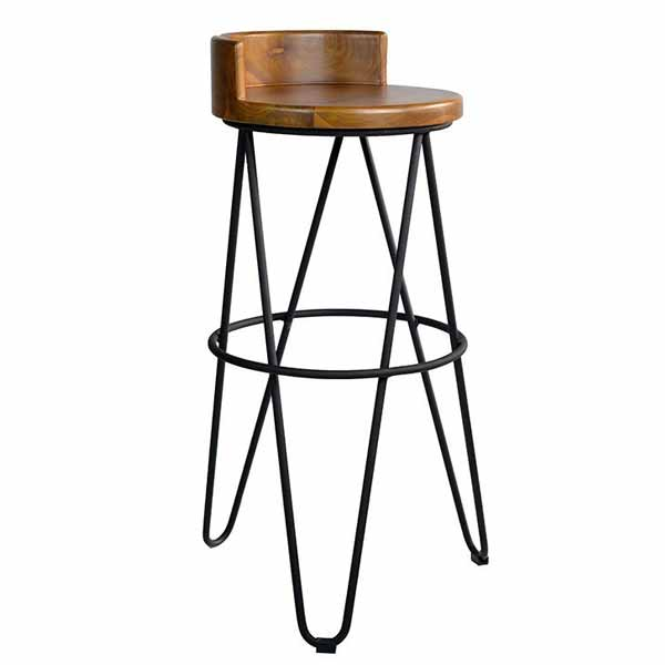 Colton Fancy Bar Stool