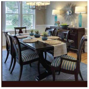Robert Dining Table and Chairs