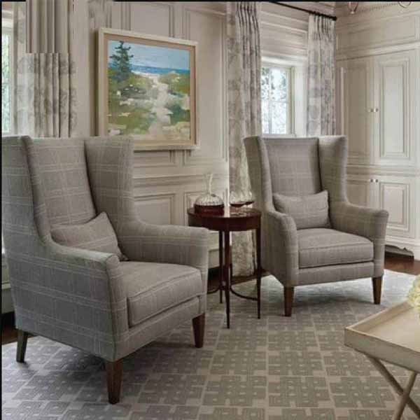 Faith Drawing Room Chair Set