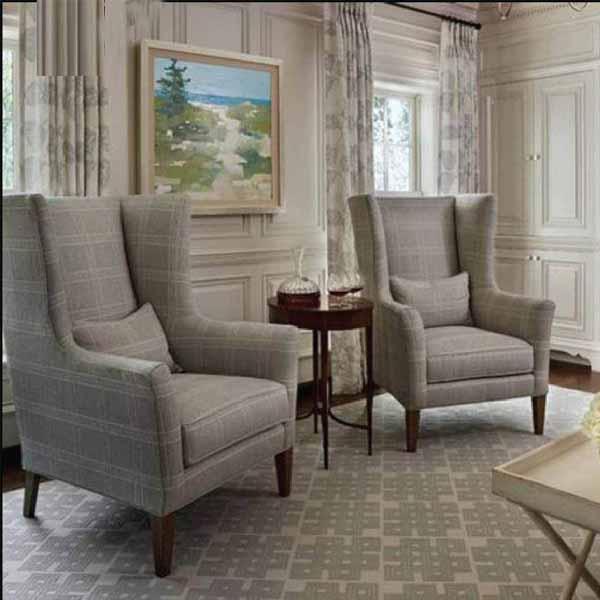 Faith Drawing Room Chair Set