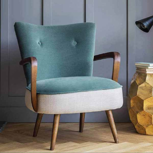 Brandon Modern Drawing Room Chair