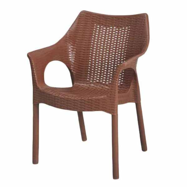 Avery Plastic Chair Brown Pakistan
