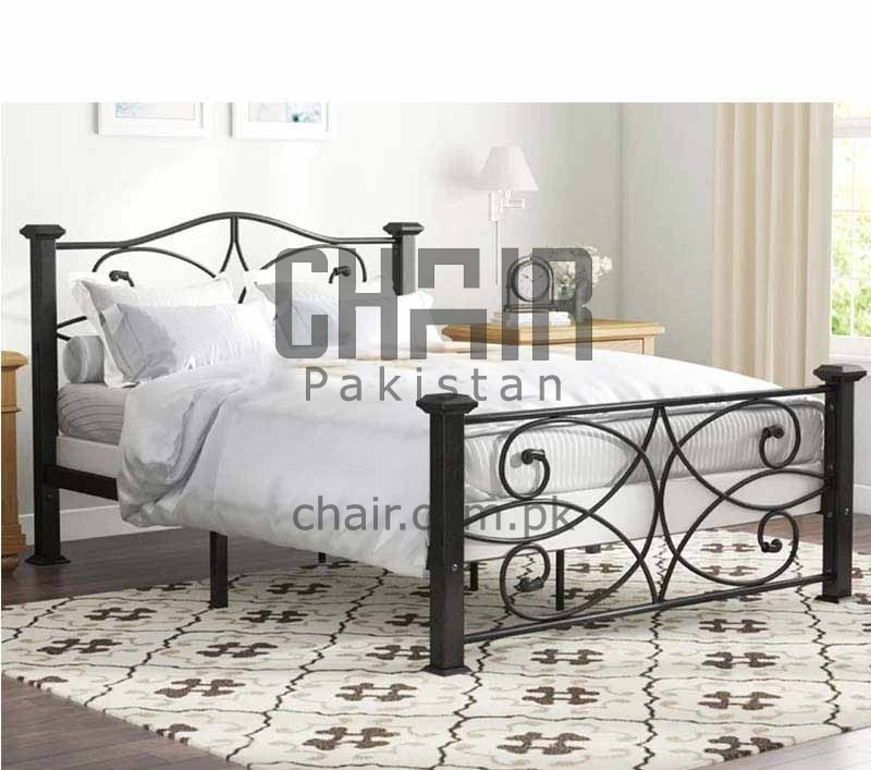 Charlie Single Iron Bed