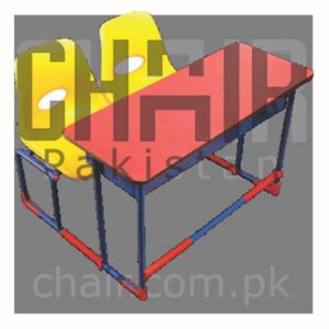 Jones Plastic Table and Chairs