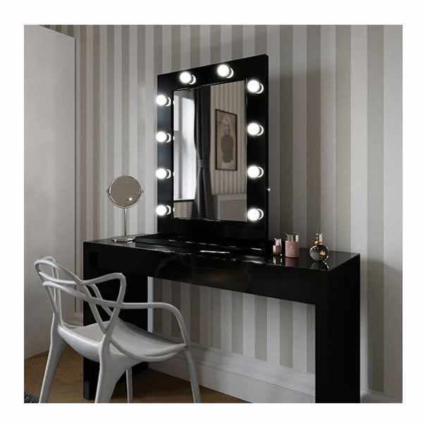 Alan Dressing Table Mirror with Lights