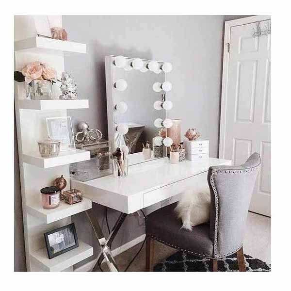 Willie Makeup Dressing Table