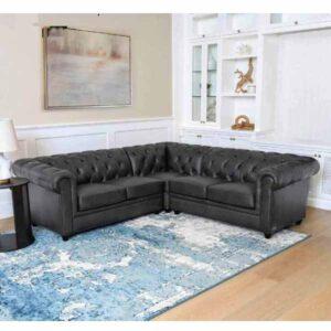 Steven Office Corner Sofa