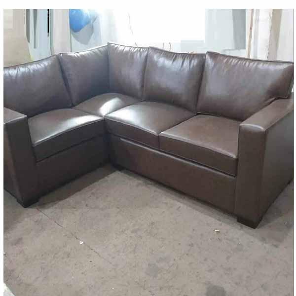 Mark Office Leather Sofa