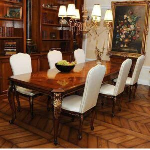 Philip Dining Table and Chairs