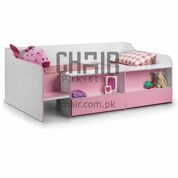 Eva Wooden Kids Bed Pakistan