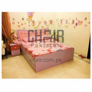 Hailey Pin Girl Bed Lahroe