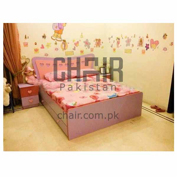 Hailey Pin Girl Bed Lahroe