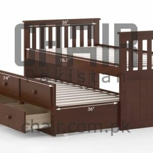 Archie Single Bed with Storage Lahore