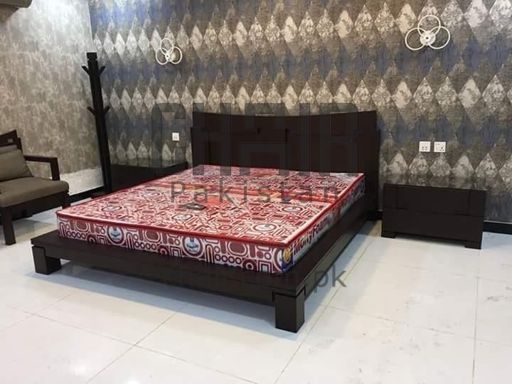 Jasmine Modern Bed for Room