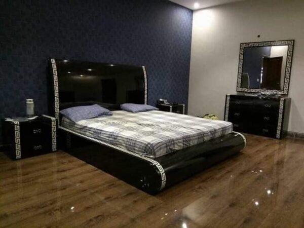 Darcey Luxury Bedroom Bed