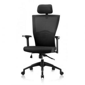 New Black Korean Chair