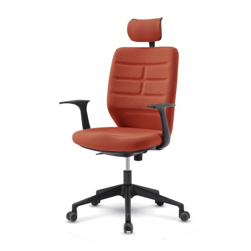 Orange Korean Chair