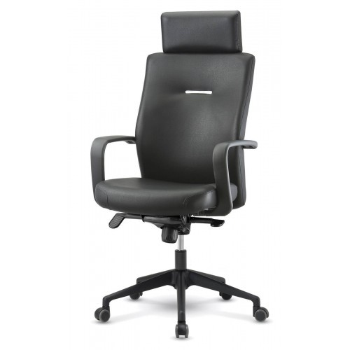 Grey Korean Chair