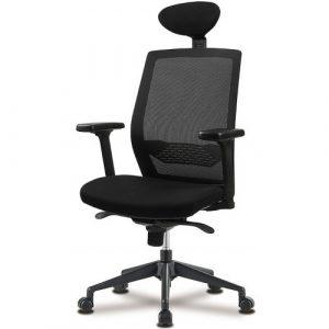Black Korean Chair