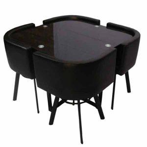 Adriana Table Chair Set for Restaurant
