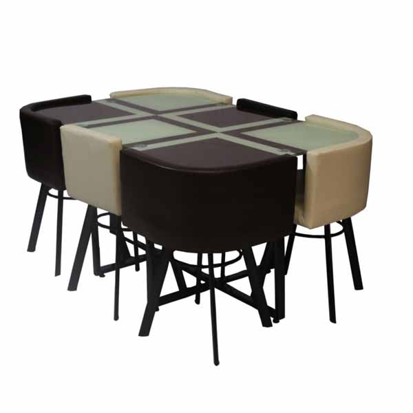 Pia Diner Tables and Chairs
