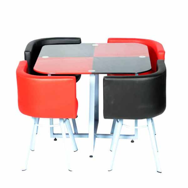 Vera Restaurant Chair and Table