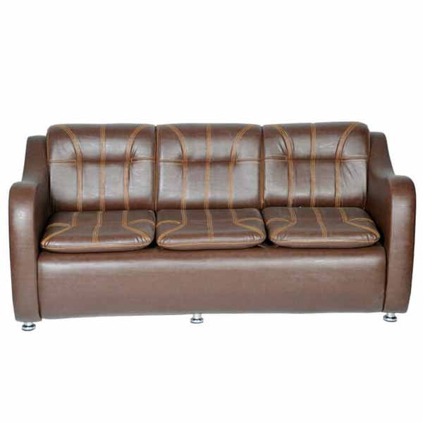 Brooke 3 Seater Office Sofa