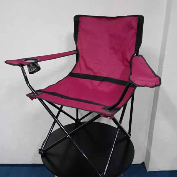Markhor Maroon Camping Chair