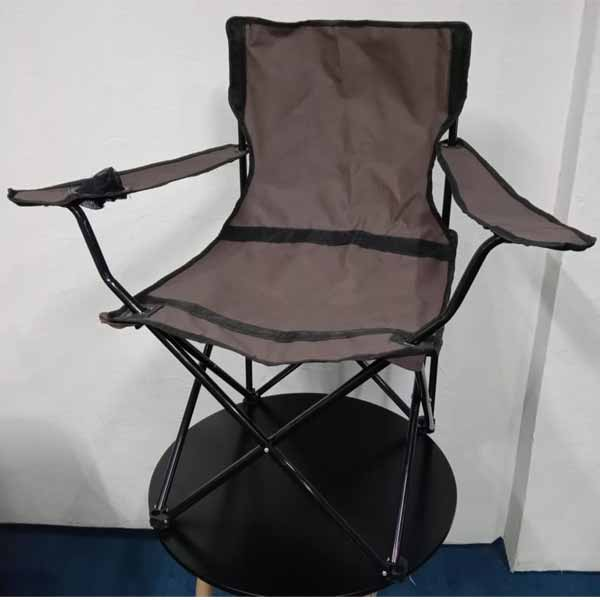 Markhor Brown Camping Chair