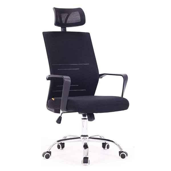 Linear Mesh Executive Chair