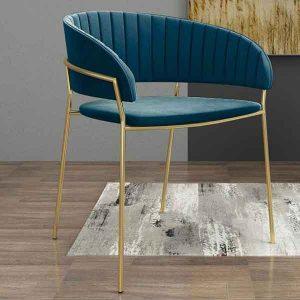 Tippus Fancy Chair (Blue)