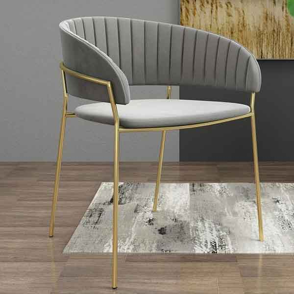Tippus Fancy Chair (Grey)